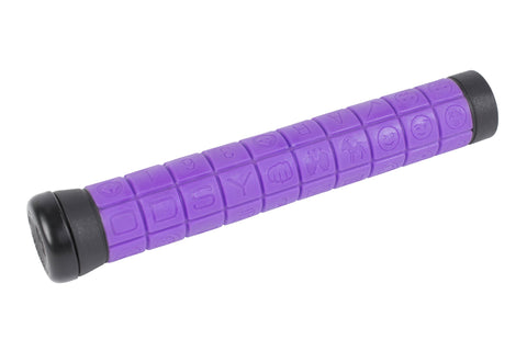 Odyssey BMX Keyboard V2 Grip 165mm - Black/Grape Soda