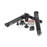 Odyssey BMX Thunderbolt+ Cranks 170mm RHD - Rust Proof Black