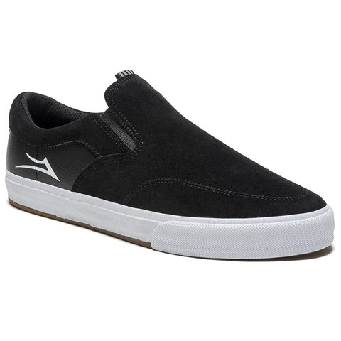 Lakai Shoes Owen VLK - Black Suede