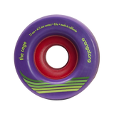 Orangatang The Cage 73mm 83a purple Longboard Wheels (Set of 4)