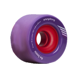 Orangatang The Keanu 66mm 83a purple Longboard Wheels (Set of 4)