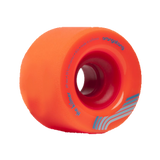 Orangatang The Kilmer 69mm 80a orange Longboard Wheels (Set of 4)