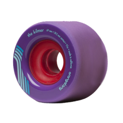 Orangatang The Kilmer 69mm 83a purple Longboard Wheels (Set of 4)