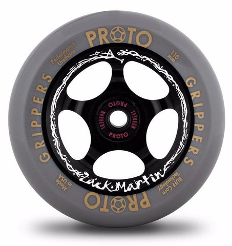 Proto Wasted Gripper Wheels 110mm - Zack Martin Signature (Pair)