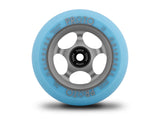 Proto Faded Gripper Wheels 110mm - Pastel Blue on Ghost Grey (Pair)
