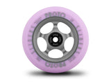 Proto Faded Slider Wheels110mm - Pastel Purple on Ghost Grey (Pair)