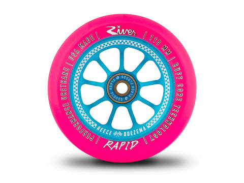 River Wheels Checkmate Rapids 110mm - Reece Doezema Signature (Pair)
