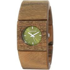 Vestal Watch Rosewood Slim- sandalwood