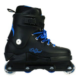 Razor Cult Street Blue Aggressive Inline Skate Complete