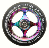 Revolution Jon Reyes Signature Wheels 110mm - Neo Chrome/Black (Pair)