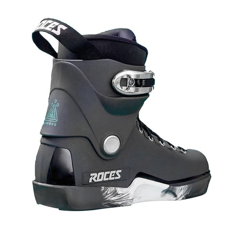 Roces M12 Lo Nils Jansons Pro Model Skates Boot Only - Charcoal