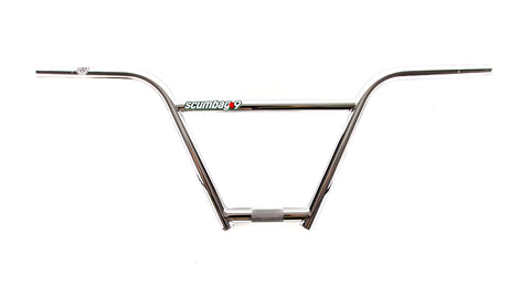 "Fit BMX Scumbag 4pc Bar 9"" - Gloss Clear"