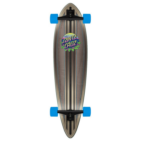 Santa Cruz Sunset Dot Pintail Complete Cruiser - 9.58""