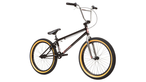 Fit 2020 Series 22 Complete BMX Bike - Trans Black