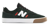 New Balance Shoes Numeric 306 - Dark Green/Red