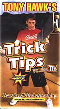 TONY HAWK: Trick Tips Volume III (DVD)