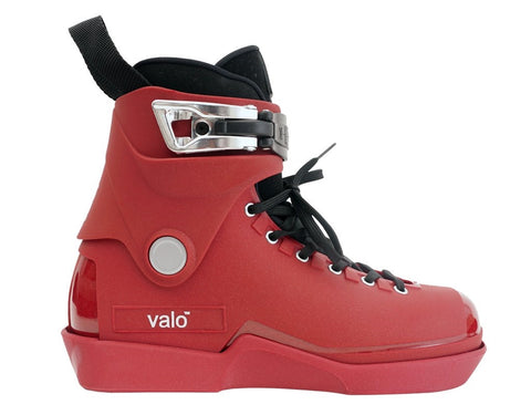 Valo V13 Maroon Boot Only Aggressive Skate