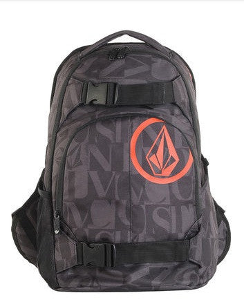 Volcom Backpack Equilibrium- black combo