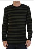 Volcom Shirt Nutto LS Thermal-black