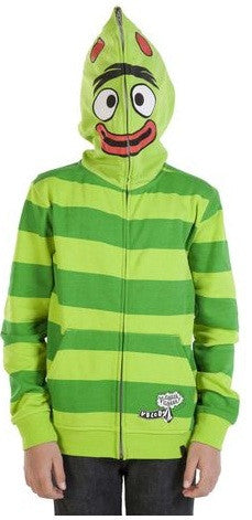 Volcom Youth YoGabba Full Zip- green