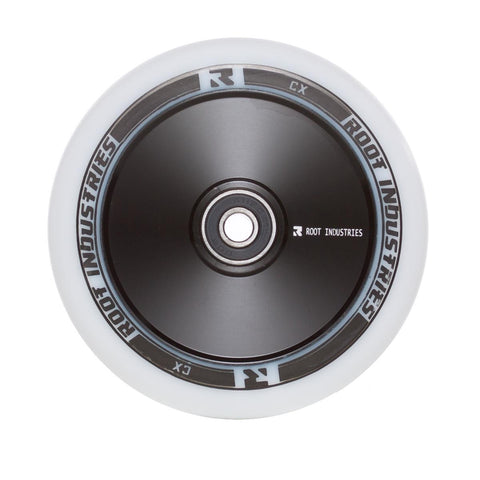 Root Industries 110mm AIR Wheels - White/Black (Pair)