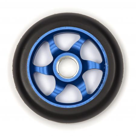 Flavor Awakening Wheels 110mm - Blue/Black (Pair)
