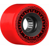 Bones ATF Rough Rider Tank 56mm Wheels - Red (Set of 4)