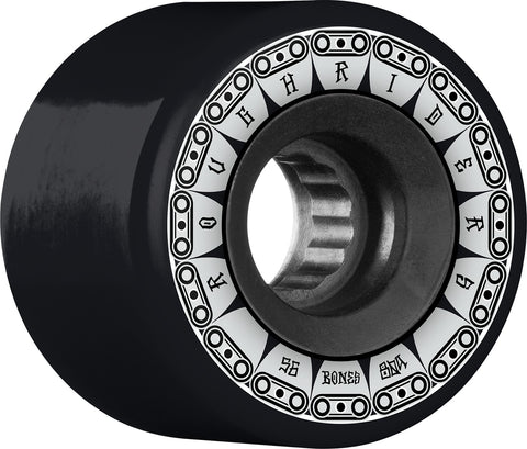 Bones ATF Rough Rider Tank 56mm Wheels - Black (Set of 4)