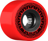 Bones ATF Rough Rider Tank 59mm Wheels - Red (Set of 4)