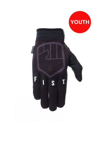 Fist Stocker Black Glove - Youth