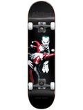 "Almost Harley Quinn Resin Premium Complete Skateboard 7.75"" - Black"