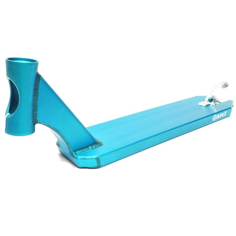 Apex Scooter Deck 600mm - Turquoise