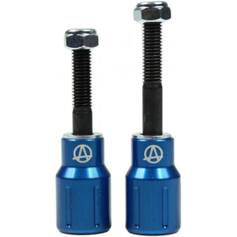 Apex Scooter Pegs Barnaynay - Blue