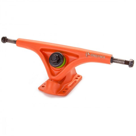 Bear Trucks Grizzly 852's 181mm - Matte Orange (Pair) - Skates USA
