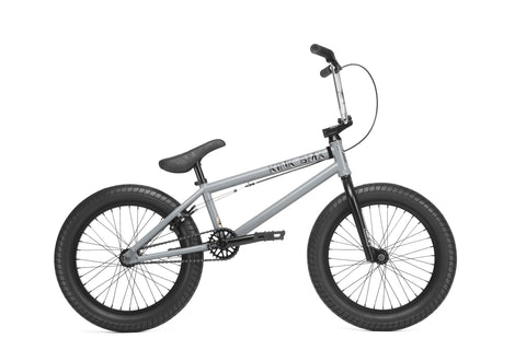 "Kink 2020 Kicker 18"" Complete BMX Bike - Gloss Dusk Cement"