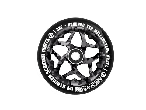 Striker Essence Wheel - Black Camouflage (Pair)