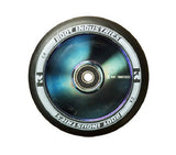 Root Industries 110mm AIR Wheels - Black/BluRay (Pair)