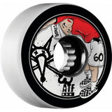Bones ATF Kid 60mm Wheels - White (Set of 4)