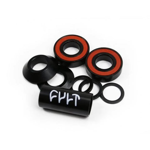 Cult BMX Mid Bottom Bracket 22mm - Black