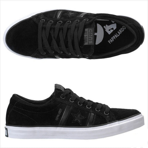 Converse Shoes Pappalardo - black ox - Skates USA