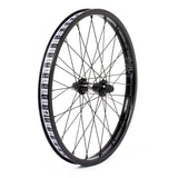 Cult Crew Front Match Wheel - Black Hub