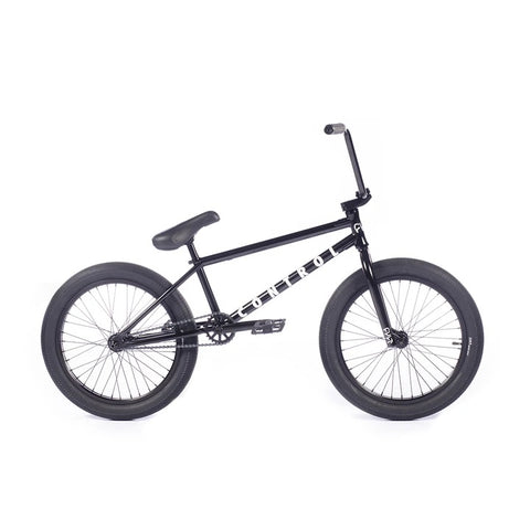 Cult Control Complete BMX Bike - Black