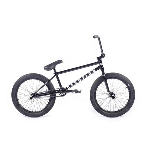 Cult Devotion Complete BMX Bike - Black