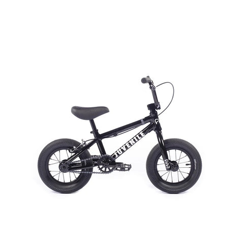 "Cult Juvenile 12"" BMX Bike - Black"