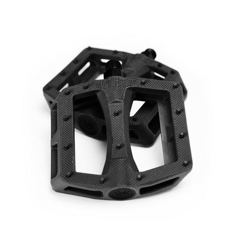 "Cult BMX Dak Nylon Pedal 9/16"" - Black"