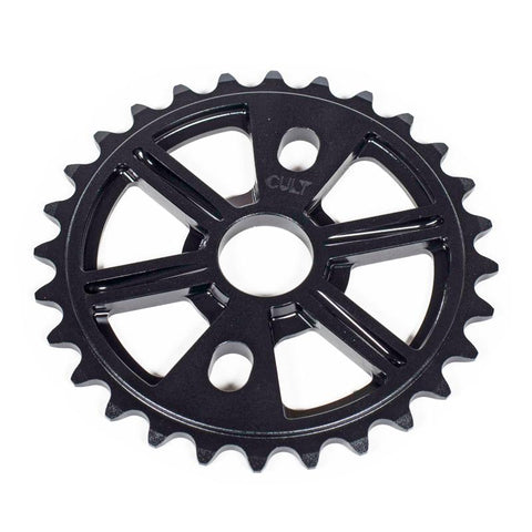 Cult BMX Dak V2 Sprocket 25T - Black