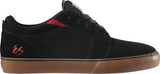 eS Shoes First Blood- black/red/gum