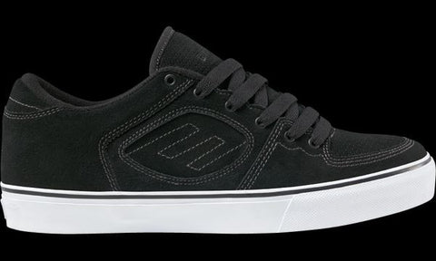 Emerica Shoes Reynolds Classics- black/grey/white