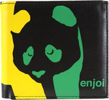 Enjoi Rasta Wallet- black