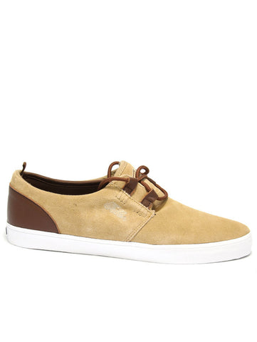 Fallen Shoes Capitol -khaki/saddle brown